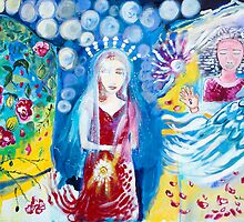 The Annunciation by Margaret Banson