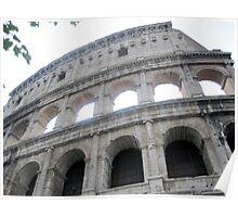 Colliseum - Rome  Poster