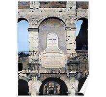 Colliseum - Rome 2 Poster