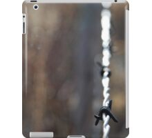 barbwire 2 iPad Case/Skin