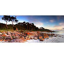 South West Australia - Castle Rock Bay - Dunsborough Photographic Print