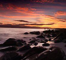 South West Australia - Meelup Bay - Dunsborough by Chris Bishop
