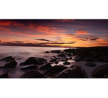 South West Australia - Meelup Bay - Dunsborough Photographic Print