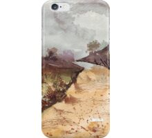 I Love A Lonely Winding Road iPhone Case/Skin