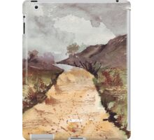 I Love A Lonely Winding Road iPad Case/Skin