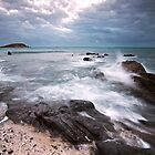 Stormy Skies Encounter Bay by KathyT