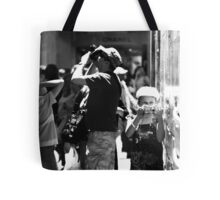 Christmas cameras Tote Bag