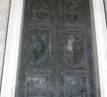 Doors of Europe-St. Peters by Darrell-photos