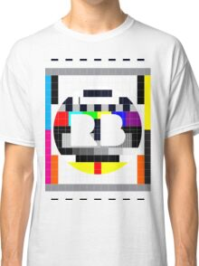 RB Test Pattern Classic T-Shirt