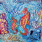 Sea Horses by Margaret Banson