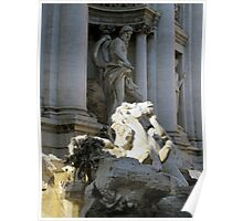 Trevi Fountain 3 Poster