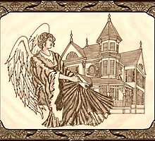 Household Angel by redqueenself