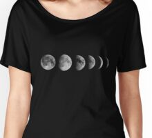 Moon Phase Women's Relaxed Fit T-Shirt