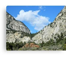Colorado Sky Canvas Print