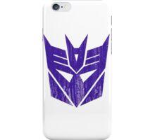 Decepticons iPhone Case/Skin