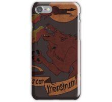 Human Heart, Monster Soul iPhone Case/Skin