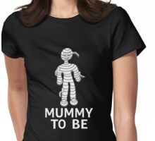 Mummy To Be Womens Fitted T-Shirt