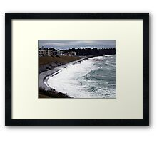 Undertow Framed Print