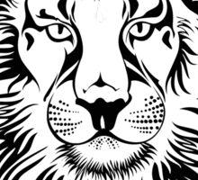 Head of the Lion Sticker