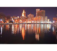 Providence RI Photographic Print