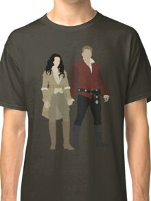 Snow White and her Prince Charming Classic T-Shirt