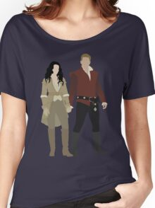 Snow White and her Prince Charming Women's Relaxed Fit T-Shirt