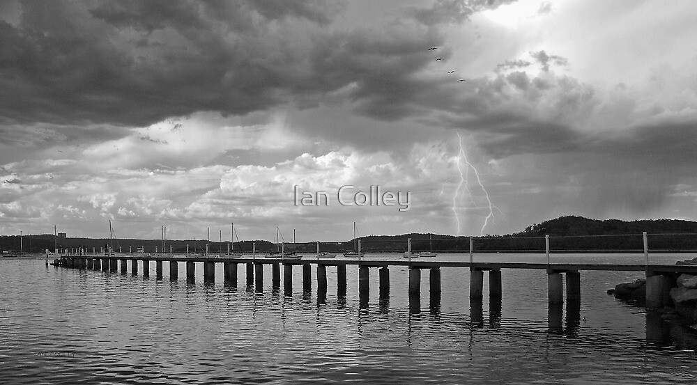 Saratoga Storm by Ian Colley