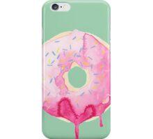 Donut pink iPhone Case/Skin