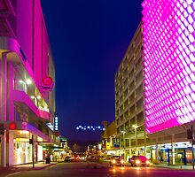Rundle Street, Adelaide by Alex Frayne