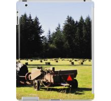 Country Life iPad Case/Skin