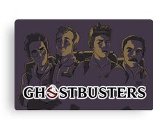 Ghostbusters - Singular Version Canvas Print