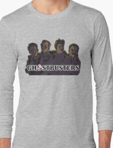 Ghostbusters - Singular Version Long Sleeve T-Shirt
