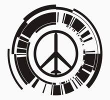 Metal Gear Solid-peace walker symbol black by Brenden Bencharski