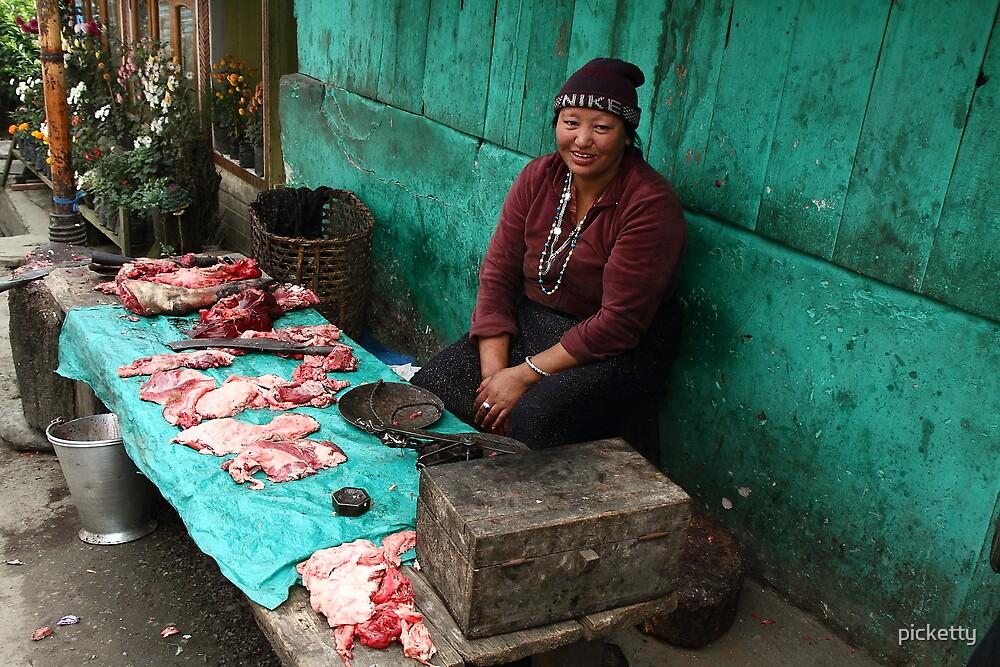 Pork Chop with Nike? - Algara, Kalempong by picketty