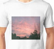 SUNSET - SEATTLE, AUGUST 5 2015 Unisex T-Shirt