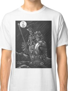 Lost comrades under the moon Classic T-Shirt