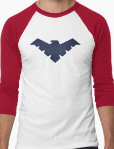 dawn of justice nightwing Men's Baseball ¾ T-Shirt