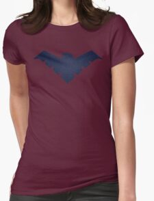 dawn of justice nightwing Womens Fitted T-Shirt