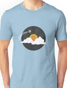 Sunburst Records Unisex T-Shirt