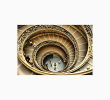 Vatican Museum Stairway: Looking Down Unisex T-Shirt