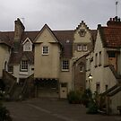 White Horse Close, Canongate, Edinburgh by BronReid
