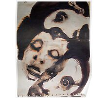 Faces, Bernard Lacoque-64 Poster