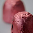 Double pink (chocolates)  by Karen  Betts