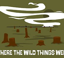 Where the Wild Things Were by xsnlrocks21x
