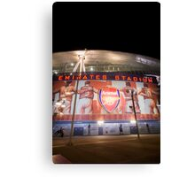 Emirates Stadium Arsenal Football Canvas Print