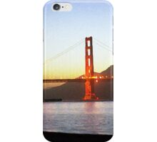 Painted Bridge iPhone Case/Skin