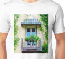 Balcony Doors Unisex T-Shirt