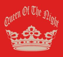 queen of the night Kids Clothes
