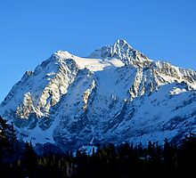 Another view of Mount Shuksan by Lena127