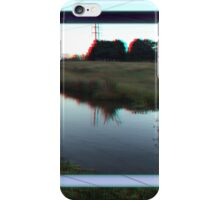 square over the water iPhone Case/Skin